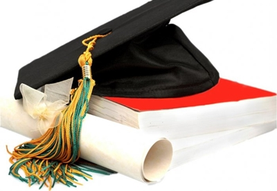 Qualification for phd